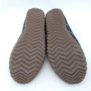 Sorel Shoes - Sorel Women 11 Loafers Flats Slate Canvas Slip On